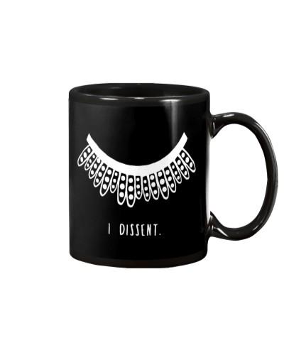 I Dissent - RBG Collar