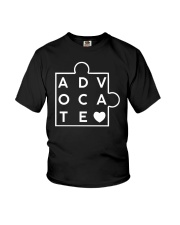 Advocate Youth T-Shirt thumbnail