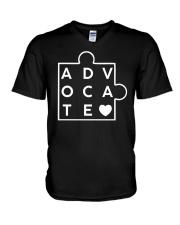 Advocate V-Neck T-Shirt thumbnail