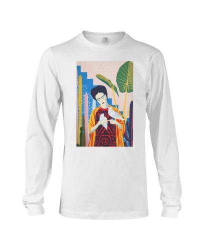 Frida Kahlo Portrait Mexican Decor