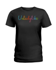 Unladylike Ladies T-Shirt thumbnail