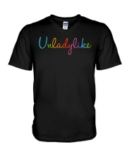Unladylike V-Neck T-Shirt thumbnail