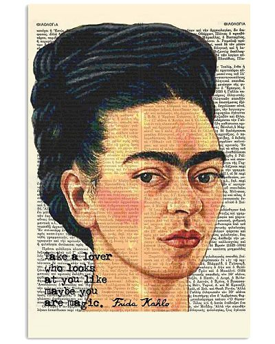 Frida Kahlo - Take A Lover