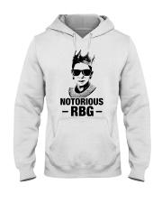 Notorious RBG Hooded Sweatshirt thumbnail