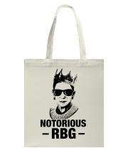 Notorious RBG Tote Bag thumbnail