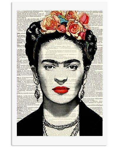 Frida Kahlo Newspaper