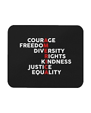 America Courage Freedom Diversity Rights Kindness Mousepad thumbnail