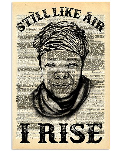 Maya Angelou Dictionary Still Like Air I Rise