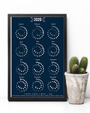 2020 Moon Calendar In Night Sky 11x17 Poster lifestyle-poster-8