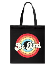 Be Kind Retro Tote Bag thumbnail