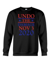 Undo The Damage Nov 3 2020 Crewneck Sweatshirt thumbnail