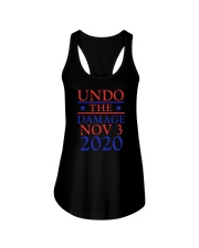Undo The Damage Nov 3 2020 Ladies Flowy Tank tile