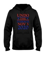Undo The Damage Nov 3 2020 Hooded Sweatshirt thumbnail