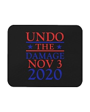 Undo The Damage Nov 3 2020 Mousepad tile