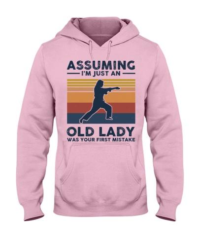 Assuming I'm Just An Old Lady - Jiu-Jitsu
