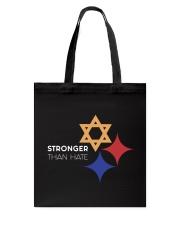 Stronger Than Hate Tote Bag thumbnail