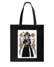 Witch Art Print Tote Bag thumbnail