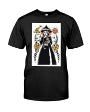 Witch Art Print Classic T-Shirt tile