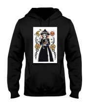 Witch Art Print Hooded Sweatshirt thumbnail