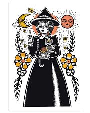 Witch Art Print 11x17 Poster front
