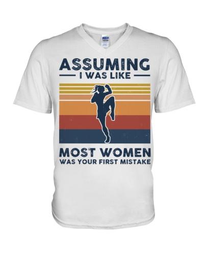 Assuming I Was Like Most Women - Muay Thai Retro