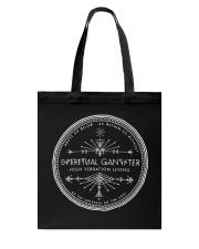 Spiritual Gangster High Vibration Living Tote Bag thumbnail