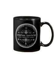 Spiritual Gangster High Vibration Living Mug thumbnail