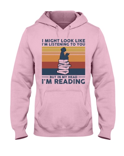 I Might Look Like I'm Listening To You - Reading
