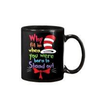 Why Fit In When You Were Born To Stand Out Mug thumbnail