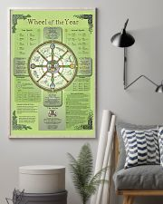 Wheel Of The Year 11x17 Poster lifestyle-poster-1