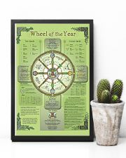 Wheel Of The Year 11x17 Poster lifestyle-poster-8