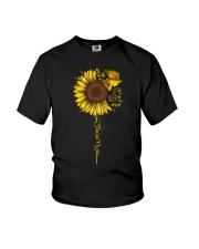 Stevie Nicks Sunflower Youth T-Shirt thumbnail