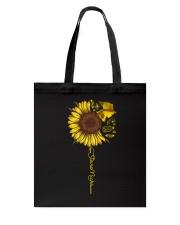 Stevie Nicks Sunflower Tote Bag thumbnail