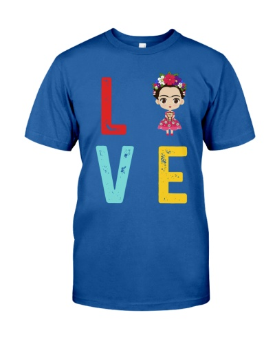 Love Frida Kahlo