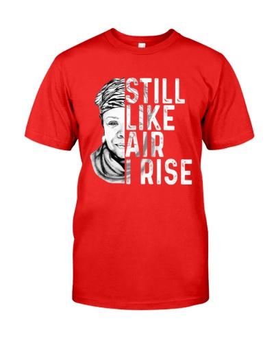Still Like Air I Rise