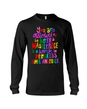 You Are Allowed  Long Sleeve Tee thumbnail