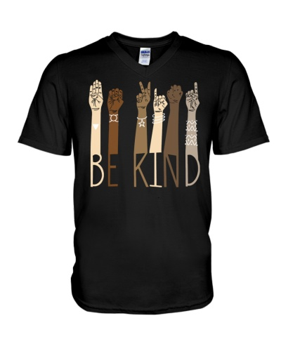 Be Kind Sign Language