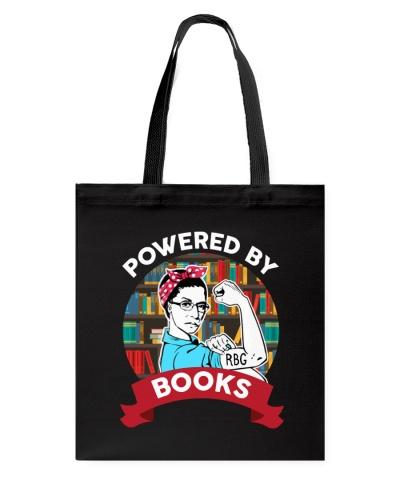 RBG - Powered By Books