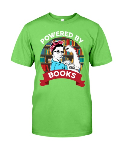 RBG - Powered By Books