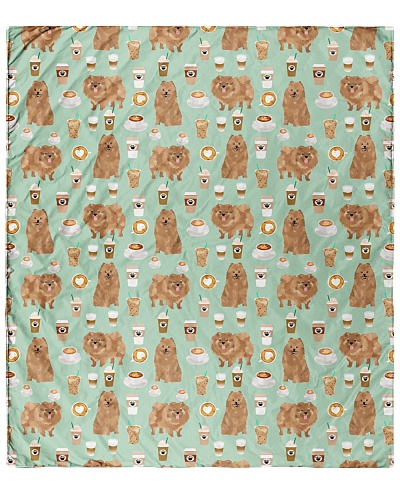 Pomeranian 6 Quilts and Blankets