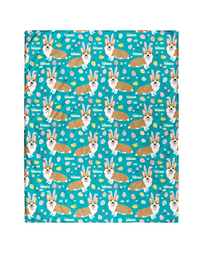 Corgi 7 Quilts and Blankets