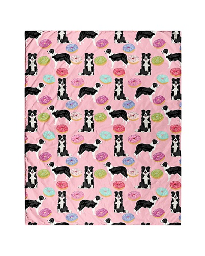 Border Collie 13 Quilts and Blankets