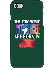 THE STRONGEST MAGES ARE BORN IN JUNE Phone Case thumbnail