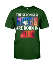 THE STRONGEST MAGES ARE BORN IN JUNE Classic T-Shirt thumbnail