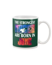 THE STRONGEST MAGES ARE BORN IN JUNE Mug thumbnail