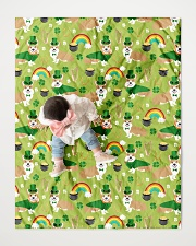 """Corgi 14 Quilts and Blankets Quilt 40""""x50"""" - Baby aos-quilt-40x50-lifestyle-front-06"""