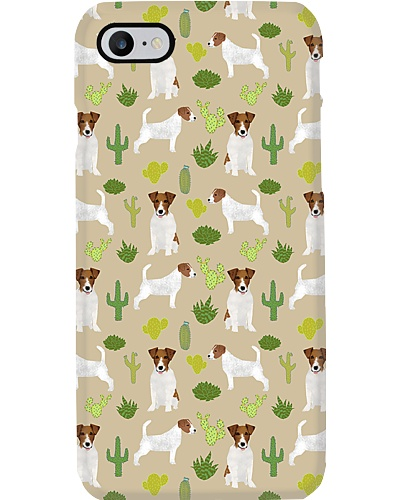 JACK RUSSELL TERRIER PHONE CASE
