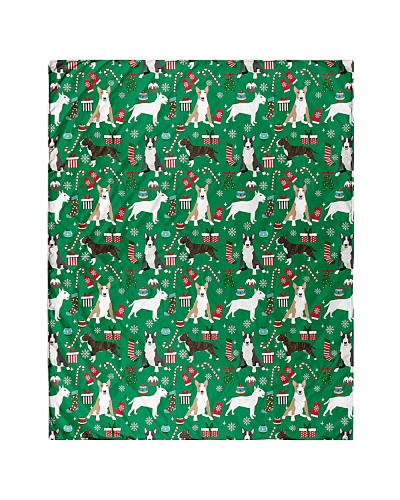 Bully Bull Terrier 3 Quilts and Blankets
