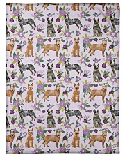 "Australian Cattle Dog 6 Quilts and Blankets Small Fleece Blanket - 30"" x 40"" thumbnail"