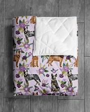 "Australian Cattle Dog 6 Quilts and Blankets Quilt 40""x50"" - Baby aos-quilt-40x50-lifestyle-closeup-front-04"